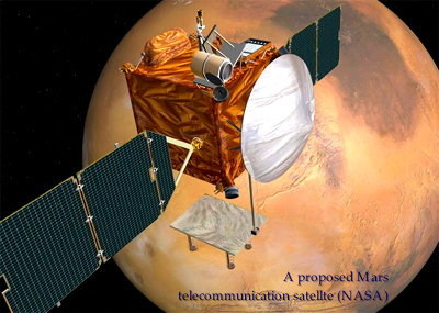 Mars Telecommunications Orbiter